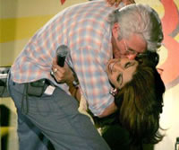 Bollywood - kus van Richard Gere voor Shilpa Shetty