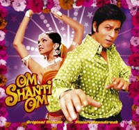 'Om Shanti Om' eerste Bollywood Blu-ray film